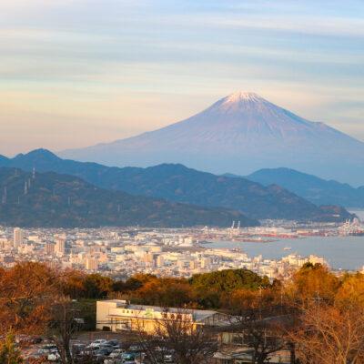 静岡市の撮影スポットを勝手に紹介します。~Part1. 日本平編~